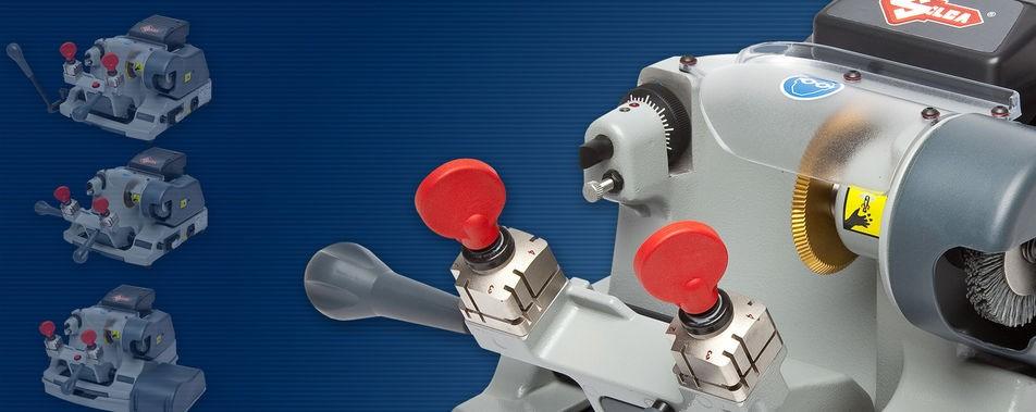 เครื่องทำกุญแจ SILCA อิตตาลี ใช้กันทั่วโลก